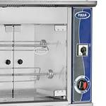 Piliç Çevirme Makinesi Set Üstü 6 Piliç – Elektrikli / Gazlı