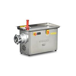 Sanayi Tipi Soğutuculu Kıyma Makinesi 32 No Paslanmaz 600 kg